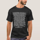 Bible Verses Christian T-shirt about the rapture.