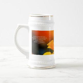 BIBLE VERSES COFFEE MUG