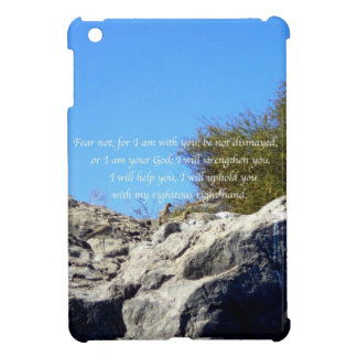 Bible Verses Inspirational Quote Isaiah 41:10 Case For The iPad Mini