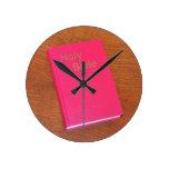 Bible Wall Clocks