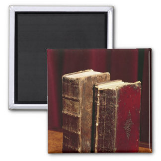 Bibles belonging to Lord Byron and Augusta Leigh Magnet