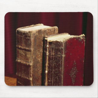 Bibles belonging to Lord Byron and Augusta Leigh Mouse Pad