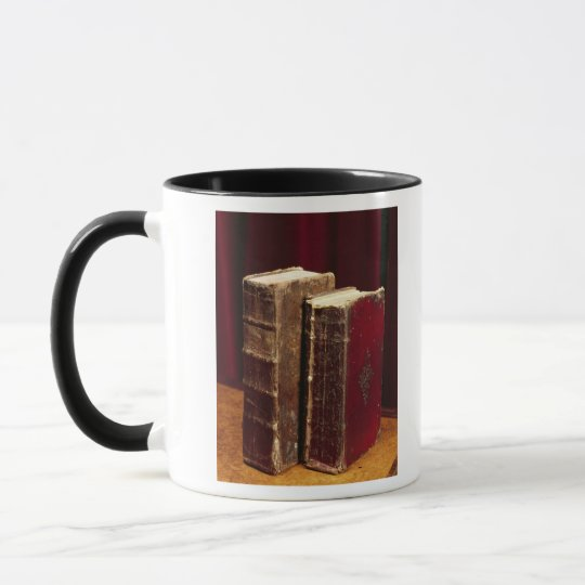 Bibles belonging to Lord Byron and Augusta Leigh Mug