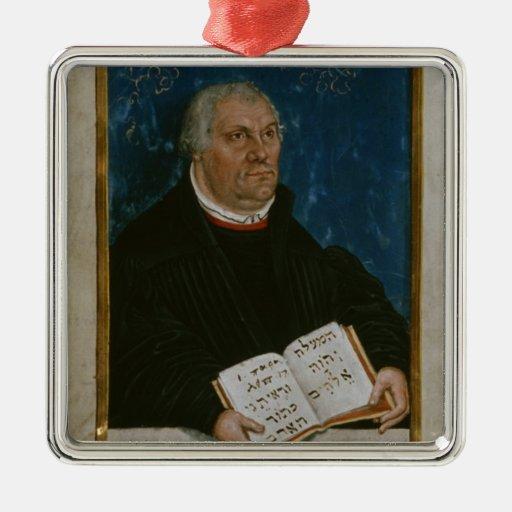Biblia alemana de la traducción de Luther, 1561 Ornamentos De Reyes Magos