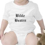 Biblia batida trajes de bebé