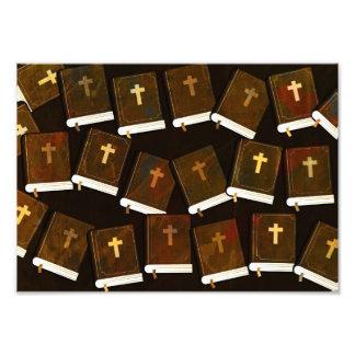 Biblia cristiana cojinete