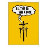 Biblia de Athiest Felicitaciones