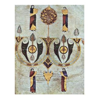 Biblia de León de 960 Omega por Sanctio (la mejor  Tarjeton