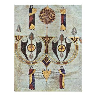 Biblia de León de 960 Omega por Sanctio la mejor Membrete