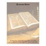 Biblia de Vincent van Gogh, impresionismo del Membrete A Diseño