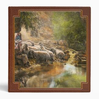 """Biblia - el señor es mi pastor - 1910 carpeta 1 1/2"""""""