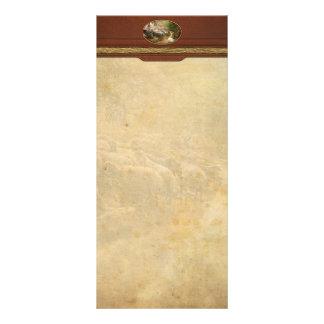 Biblia - el señor es mi pastor - 1910 tarjeta publicitaria personalizada