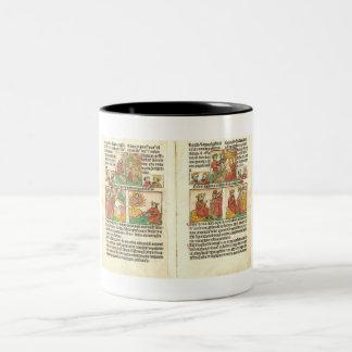 Biblia Paupernum Nativity Coffee Mug