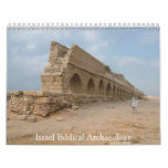 Biblical Archaeology Sites in Israel Today Calendar