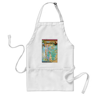Biblical Genealogy Chart Adult Apron