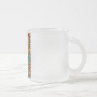 Biblical Genealogy Charts 10 Oz Frosted Glass Coffee Mug