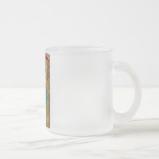 Biblical Genealogy Charts 10 Oz Frosted Glass Coffee Mug