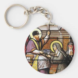 Biblical hip-hop keychain