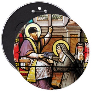 Biblical hip-hop pinback button