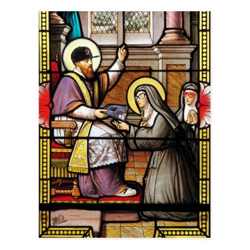 Biblical hip-hop tarjeta postal