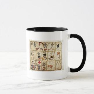 Biblical quilt, Virginia Mug