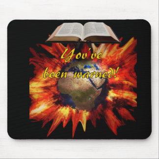 Biblical Revelation Mouse Pad