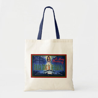 "Biblical Signs ""Christmas"" Tote Bag"