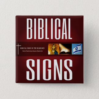 Biblical Signs ITH 2018 Logo Button