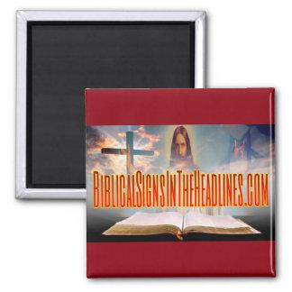 Biblical Signs Magnet