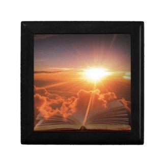 Biblical Sunset Keepsake Box