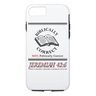 Biblically Correct (Not, Politically Correct) iPhone 8/7 Case