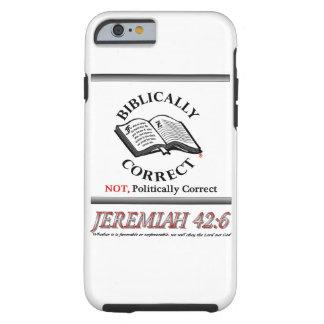 Biblically Correct (Not, Politically Correct) Tough iPhone 6 Case