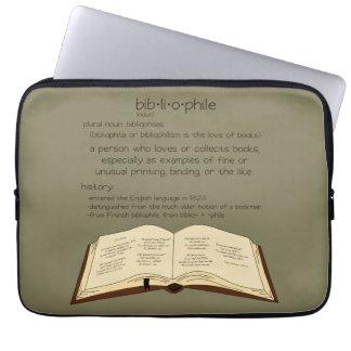 Bibliófilo - cambie el color fundas computadoras