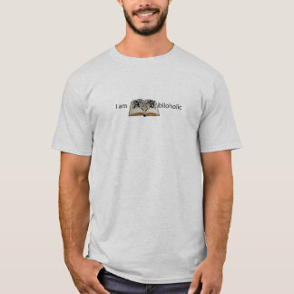 Biblioholic T-Shirt