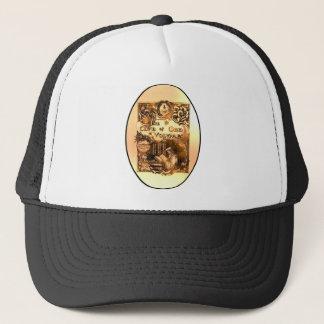 Bibliomania: Club of Odd Volumes Trucker Hat