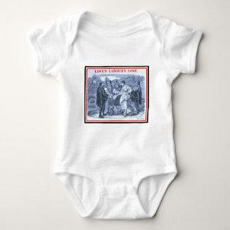 Bibliomania: Shakespeare - Love's Labour's Lost Baby Bodysuit