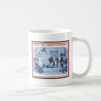 Bibliomania: Shakespeare - Much Ado About Nothing Coffee Mug