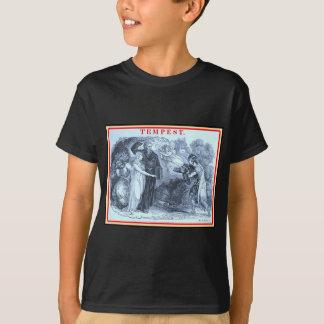 Bibliomania: Shakespeare The Tempest T-Shirt