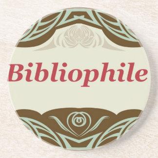 Bibliophile Coaster
