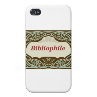 Bibliophile Covers For iPhone 4