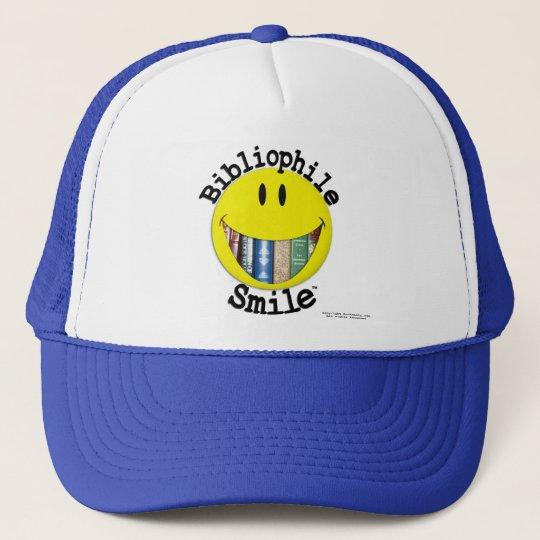 Bibliophile Smile Trucker Hat
