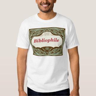 Bibliophile T Shirt