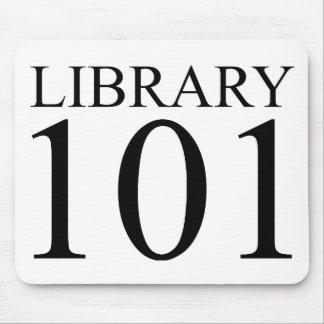 BIBLIOTECA 101 MOUSE PAD
