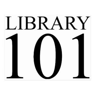 BIBLIOTECA 101 POSTALES