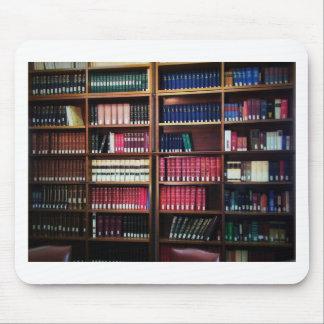 Biblioteca Alfombrilla De Ratón
