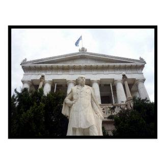 biblioteca Atenas Tarjetas Postales