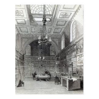 Biblioteca de la Cámara de los lores Tarjetas Postales