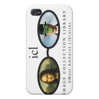 Biblioteca de la colección de la imagen iPhone 4/4S carcasas