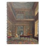 """Biblioteca de universidad de Eton, de la """"historia Cuaderno"""