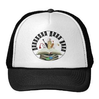 Biblioteca del condado de Licking: Ropa de la seña Gorras